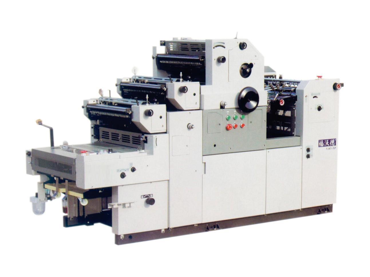 你知dao双色双面胶印机的作用有哪些ma?